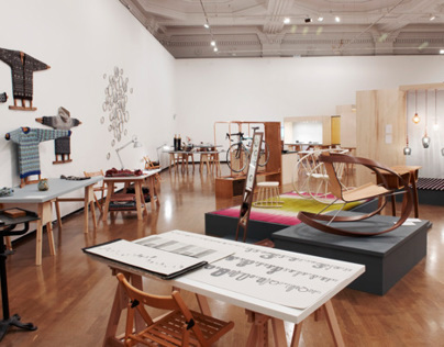 'Crafted 2014' at the Royal Academy London