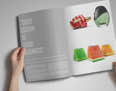 Packaging Design & Infographics