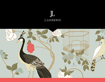 J.Laurence - fabric design