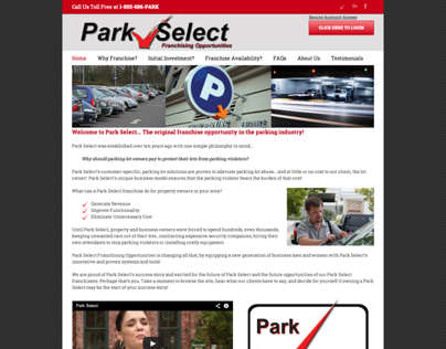 Park Select Franchising Opportunities