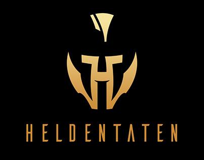 Heldentaten Signet & Logotype