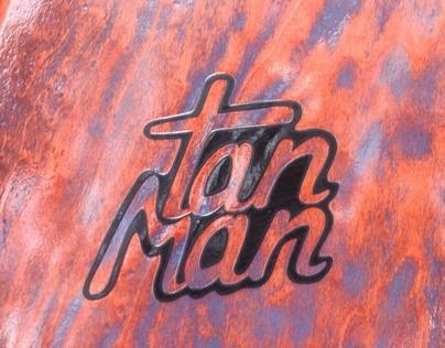 Tan Man Longboards, Goofy Booter
