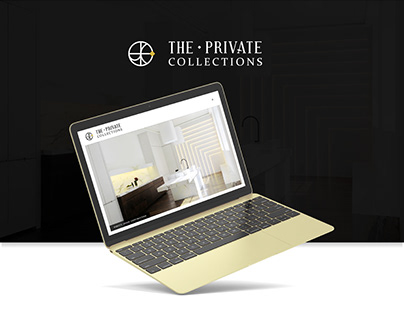 The Private Collections | Identidad & Web