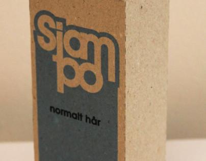 Shampoo Packaging - Herb Lubalin