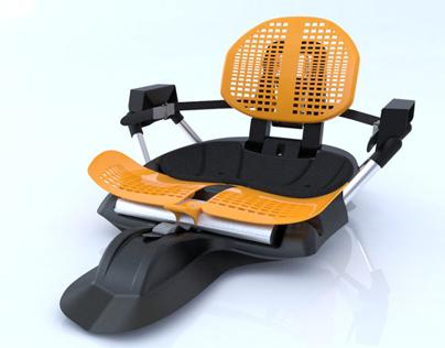 Kayak Seating System