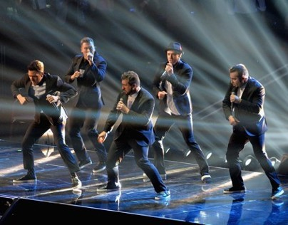 """""""No Strings Attached"""" Tour - NSYNC"""
