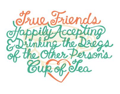 True Friends [for Jo]