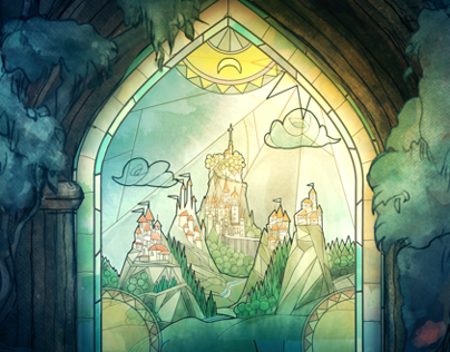 Child of Light | Cutscene