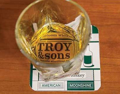 Troy & Sons Rebrand