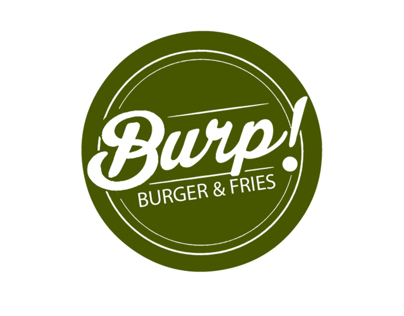 Burp Burger and Fries Proposed Packaging