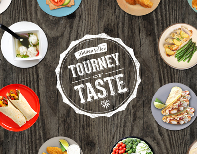 Hidden Valley Ranch's Tourney of Taste Facebook App