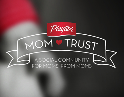 Playtex Infant: Mom Trust