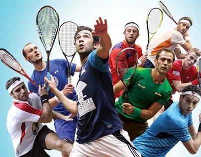 El-Gouna International Squash Open 2014