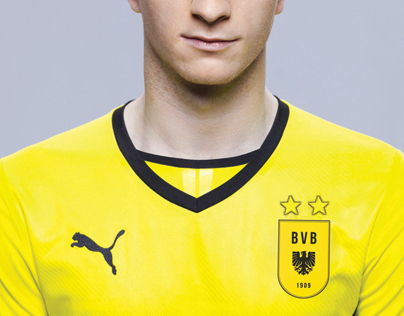 Borussia Dortmund Rebrand