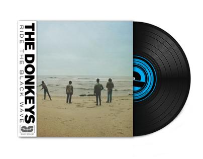 The Donkeys - Vinyl Design
