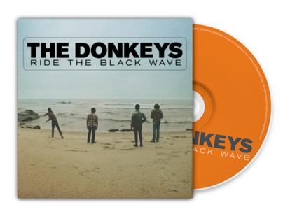 The Donkeys - CD Design