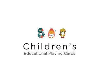 Children's Playing Cards