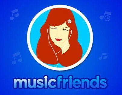 Music Friends iPhone App