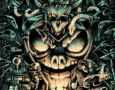 Shirt Design: DBH Diablo 3 Shirt Design Competition