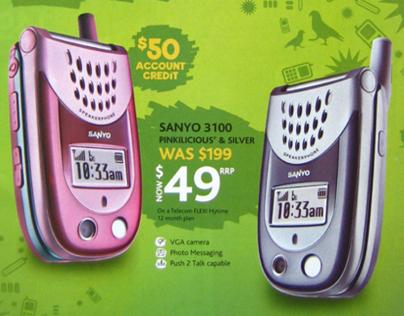 Telecom Mobile NZ - Clever Toys Campaign
