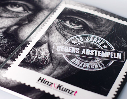 Hinz & Kunzt - Stamp up for the homeless