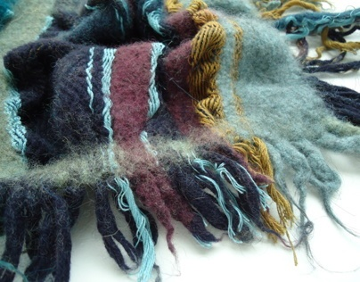 Felted Creatures 'Found in the Lagan'