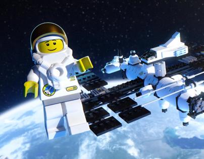 DK Lego Playbook