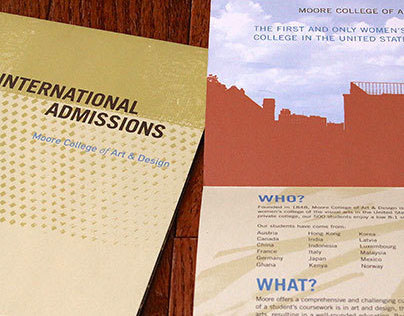 International Admissions Brochure