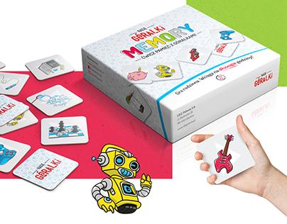 Góralki - Memory game
