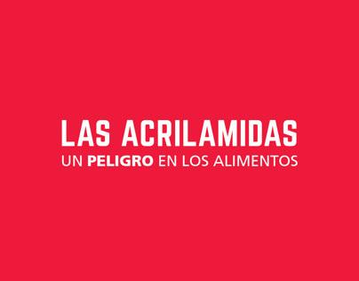 """Las Acrilamidas"" (infographic)"