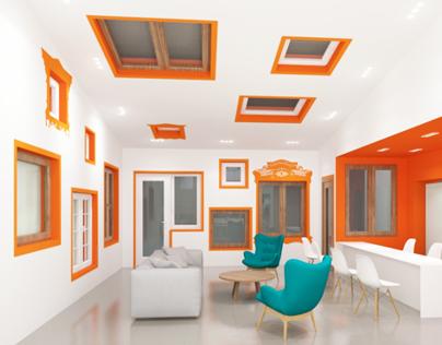 WINDOWS MAKING company showroom concepts