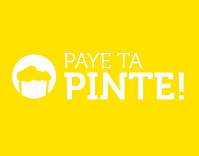 Paye Ta Pinte! Motion Design