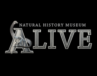 Natural History Museum Alive Book