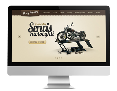 Hary Motors - motorcycle service