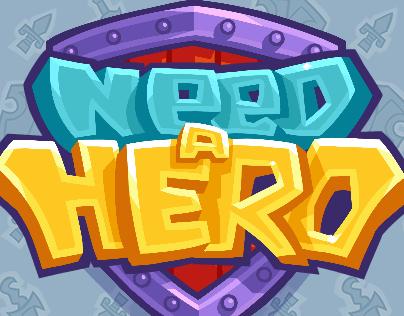 NEED A HERO GAME