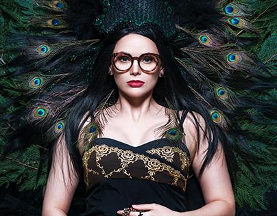 Kampagne Fotoshooting Brillenlabel Sashee Schuster