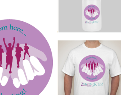 Zacharias Sexual Abuse Center 5K Logo