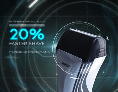 Philips - Future of Men's Grooming