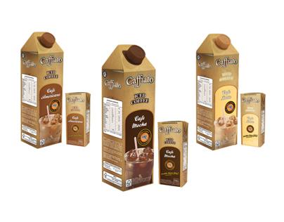 Caffiato: Packaging Design