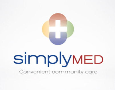Corporate identity - SimplyMED