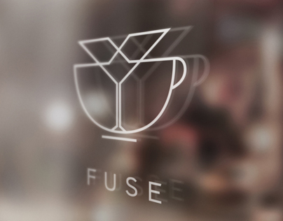 FUSE Cafe Branding