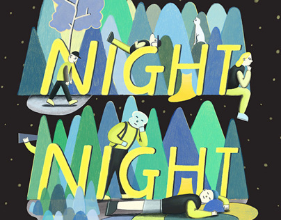 Nighttime Illustrations