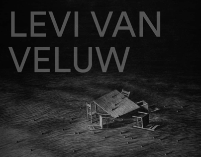 Website for Levi van Veluw
