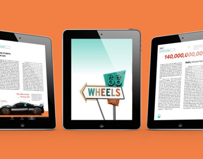 Time Life Wheels: The iPad Experience