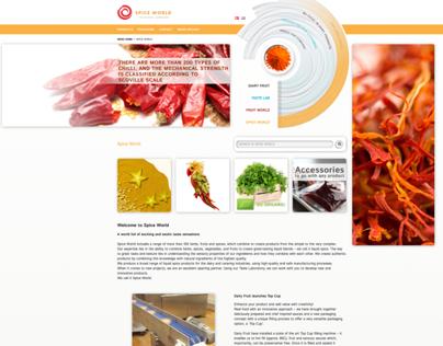 Dairy Fruit website