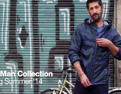 Desigual New Man Collection -- Spring Summer'14