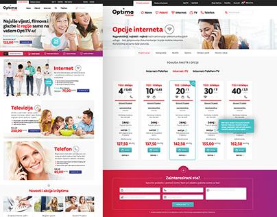 Optima Telecom (2016)