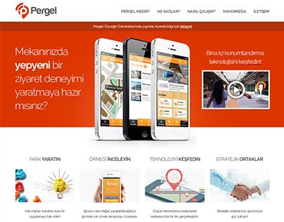 Pergel App // New UI