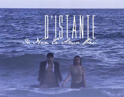 Io Non Ti Amo Più - D'Istante [Official Video ]