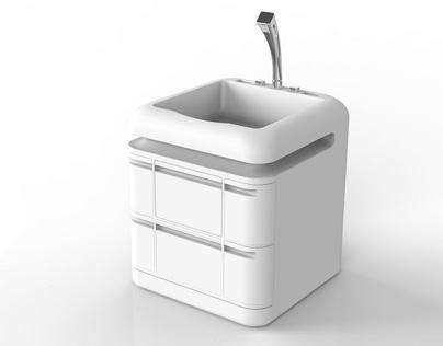 Q-Compact Toilet